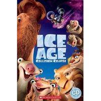Książki do nauki języka, Ice age: collision course. reader level 2 + cd (opr. broszurowa)