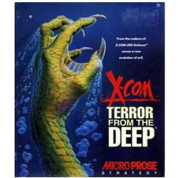 X-COM Terror from the Deep (PC)