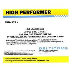 High Performer 85W-140 EP GL5 - Getriebeöl Hypoid 20 Litr Kanister