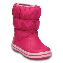 Śniegowce Winter Puff Boot Kids 14613 Różowy