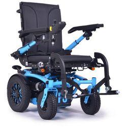 Elektryczny wózek inwalidzki FOREST 3 Standard Vermeiren (terenowo-pokojowy)