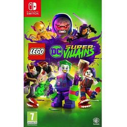 LEGO DC Super-Villains - Nintendo Switch - Przygodowy