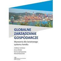 Biblioteka biznesu, Globalne zarządzanie gospodarcze (opr. miękka)