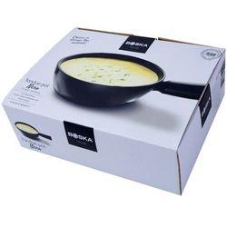 Garnek do serowego fondue pot nero 1,3 litra boska (bo-853552)