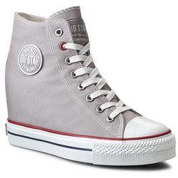 Sneakersy BIG STAR - U274907 Grey