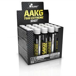 Olimp AAKG 7500 Extreme Shot wiśniowy 25 ml Natychmiastowa Pompa Silniejsza Erekcja 25235
