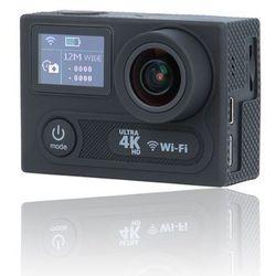 Kamera Forever Kamera sportowa Forever SC-420 4K Wi-Fi + pilot - GSM022171 Darmowy odbiór w 20 miastach!