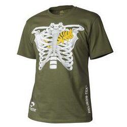 t-shirt Helikon kameleon w klatce piersiowej US green (TS-CIT-CO-29)
