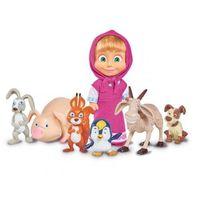 Pozostałe zabawki, Masza i Niedźwiedź Masza z przyjaciółmi