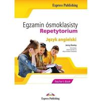 Książki do nauki języka, Egz.ósmoklasisty Repetytorium j.ang.TB+DigiBook+CD - Jenny Dooley (opr. broszurowa)