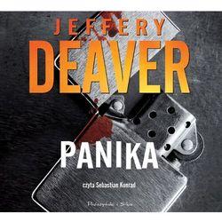 Panika - Jeffery Deaver - audiobook
