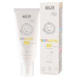 Spray na słońce SPF 50 dla dzieci Eco Comsetics