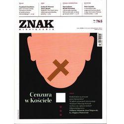 Miesięcznik ZNAK 764 Stoicyzm na nowo odkrywany (1/2019) - autor zbiorowy (opr. broszurowa)
