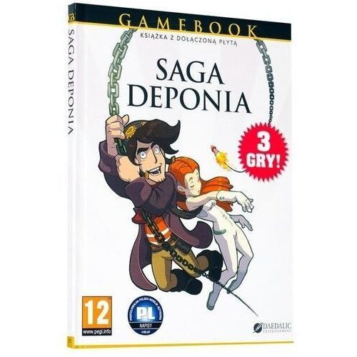 Gry na PC, Deponia (PC)