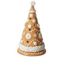 "Ozdoby świąteczne, Villeroy & Boch - Winter Bakery Decoration 2019 Lampion ""Choinka z piernika"""