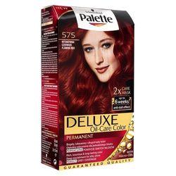 Palette Deluxe Farba do włosów Intensywna Czerwień nr 575 1 op. - Schwarzkopf