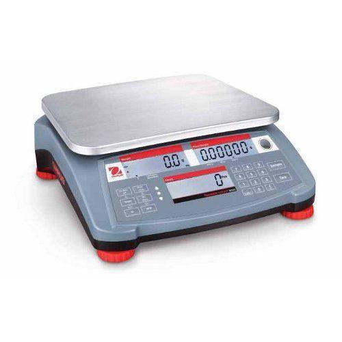 Wagi sklepowe, Ohaus Ranger Count 3000 z legalizacją (15kg) RC31P15-M - 30060910