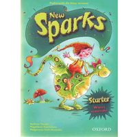 Książki dla dzieci, Sparks New Starter Podręcznik (opr. miękka)