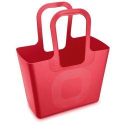 Wielofunkcyjna torba na zakupy, plażę TASCHE XL - kolor malinowy, KOZIOL
