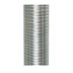 Rura odprowadzająca ALUMINIOWA WENTYLACYJNA 110 mm 2.7 mb SPIROFLEX