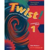 Humanistyka, Twist! 1. Student s Book (opr. miękka)