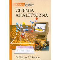 Chemia, Krótkie wykłady Chemia analityczna (opr. miękka)
