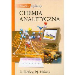 Krótkie wykłady Chemia analityczna (opr. miękka)