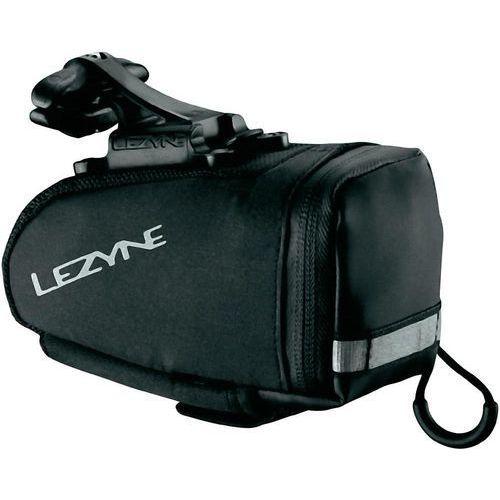 Sakwy, torby i plecaki rowerowe, Torebka podsiodłowa LEZYNE M-CADDY QR, czarna