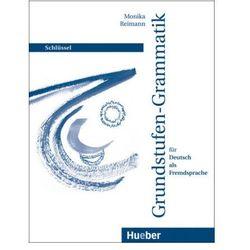 Grundstufengrammatik Für Daf. Klucz (opr. miękka)