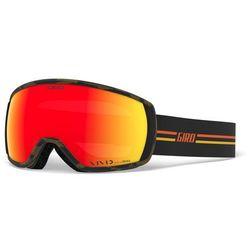 Giro Balance Gogle Mężczyźni, GP black/orange/vivid ember 2019 Gogle narciarskie