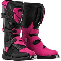 THOR BUTY OFFROAD WOMENS BLITZ BLACK/MAGENTA =$