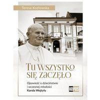 Biografie i wspomnienia, Tu wszystko się zaczęło - kozłowska teresa
