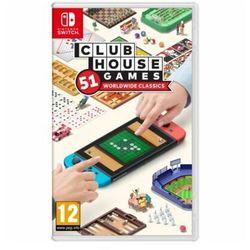 Gra Nintendo Switch Clubhouse Games: 51 Worldwide Classic