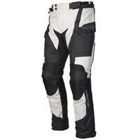 Spodnie motocyklowe męskie, SPODNIE TEKSTYLNE REBELHORN CUBBY II GREY/BLACK