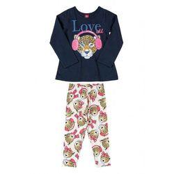 Komplet dziewczęcy bluza+spodnie 3P39AA Oferta ważna tylko do 2023-08-19