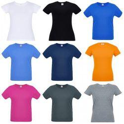T-shirt damski koszulka CASUAL FIT