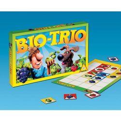 Piatnik, gra edukacyjna Bio-Trio