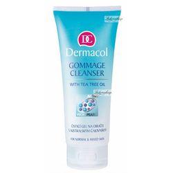 DERMACOL Gommage Cleanser kosmetyki damskie - żel do mycia twarzy 100ml - 100ml