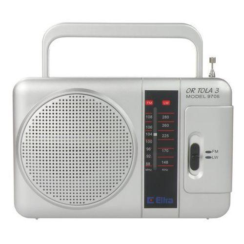 Radioodbiorniki, Eltra Tola 3