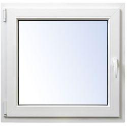 Okno PCV rozwierno-uchylne 565 x 535 mm lewe