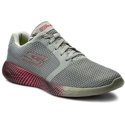 Buty SKECHERS - Go Run 600 15067/CCPK Charcoal/Pink