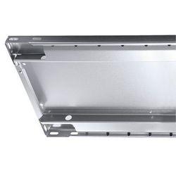 Dodatkowa półka ocynkowana, wys. krawędzi 25 mm, opak.: 2 szt., szer. x głęb. 10