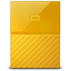 Dysk WD My Passport 3TB USB 3.0 yellow