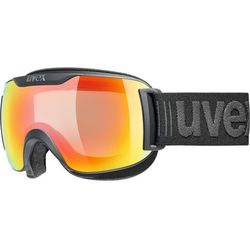 UVEX Downhill 2000 S V Gogle, black mat/variomatic rainbow 2019 Gogle narciarskie