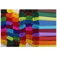 Pozostałe artykuły papiernicze, Bibuła marszczona krepa krepina Happy Color 50/200 jasnozielony nr 51 10 szt.