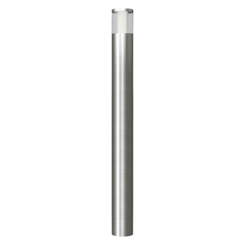 Lampy ogrodowe, Lampa zewnętrzna Eglo Basalgo 1 94279 ogrodowa 1x3,7W LED 105cm satyna IP44