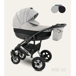 CAMARELO wózek SEVILLA 3w1 kol XSE-10 z fotelikiem Kite darmowa dostawa najnowsza kolekcja sevilla
