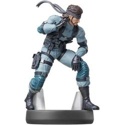 Nintendo Amiibo Snake (Super Smash Bros. Collection) - Akcesoria do konsoli do gier - Nintendo Switch