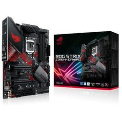 ASUS ROG STRIX Z390-H GAMING Płyta główna - Intel Z390 - Intel LGA1151 socket - DDR4 RAM - ATX