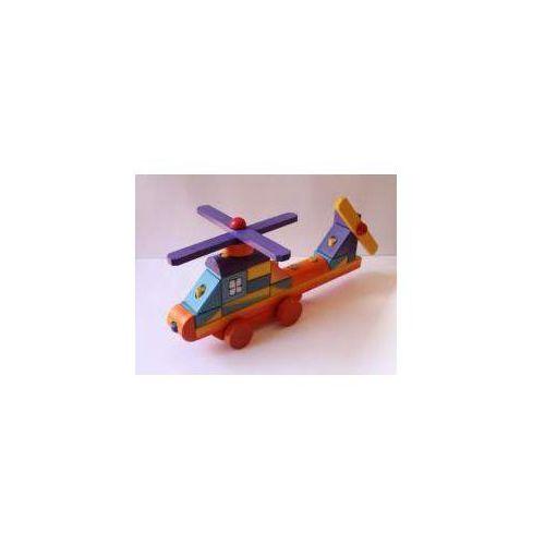 Helikoptery dla dzieci, Helikopter z klocków